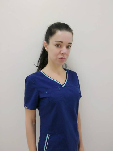 Овечкина Ирина Александровна, мастер ногтевого сервиса