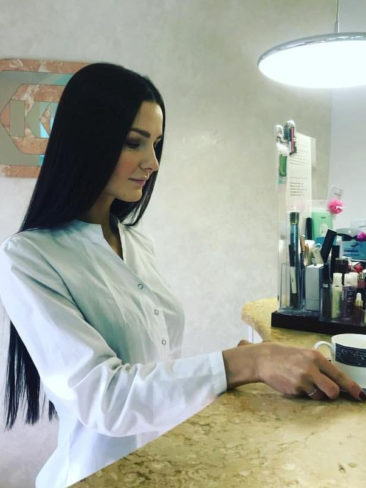 Видоменко Диана Алексеевна, администратор